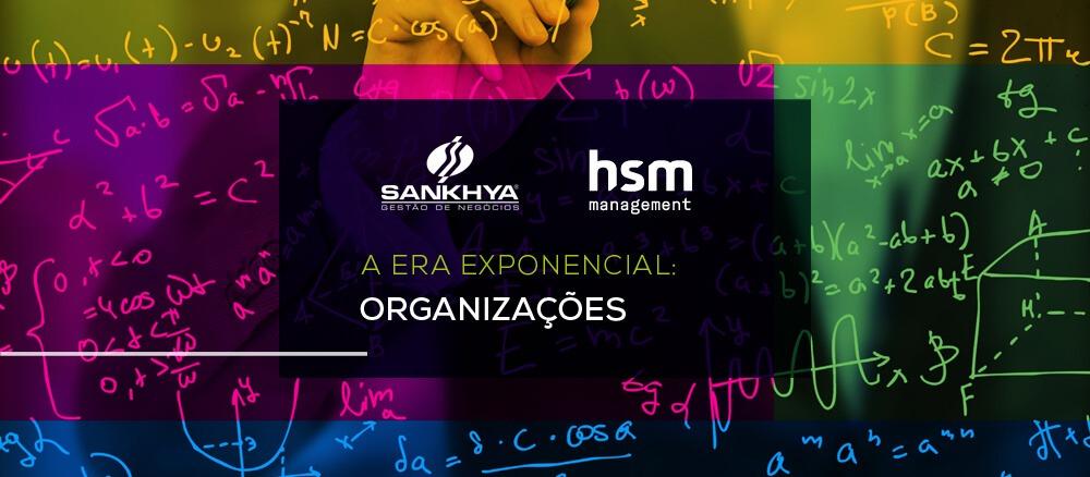 A Organização Exponencial: Migre o seu negócio para esse novo modelo
